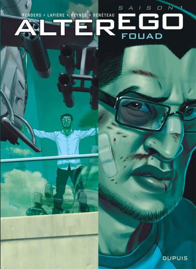 image de alter ego tome 2 - Fouad