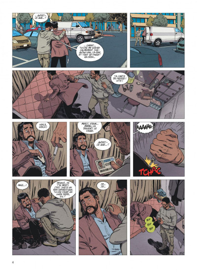 Page 4 alter ego tome 2 - Fouad