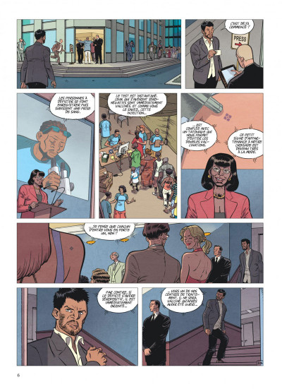 Page 6 alter ego tome 2 - Fouad