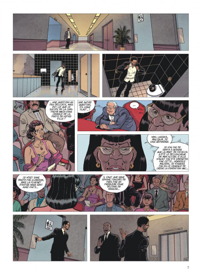 Page 7 alter ego tome 2 - Fouad
