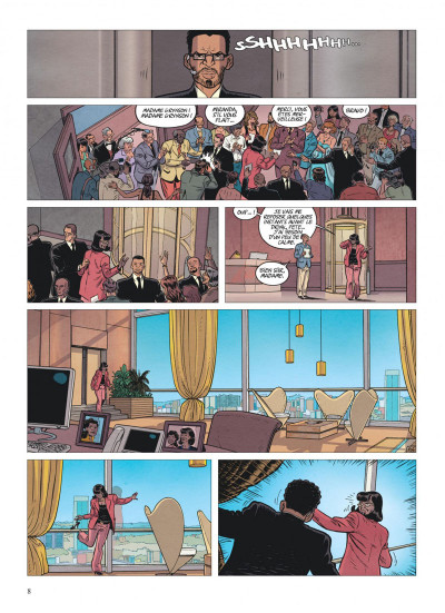 Page 8 alter ego tome 2 - Fouad