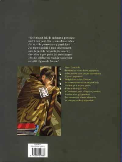 Dos le sursis ; intégrale + ex-libris numéroté et signé