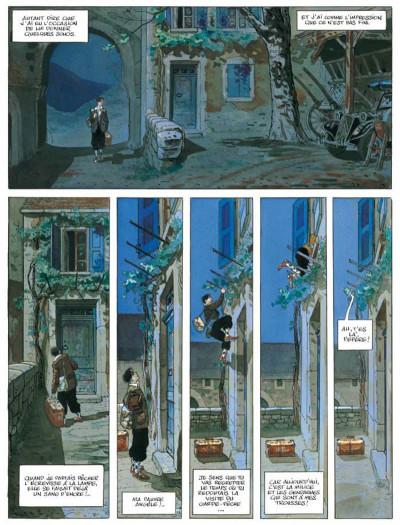 Page 3 le sursis ; intégrale + ex-libris numéroté et signé