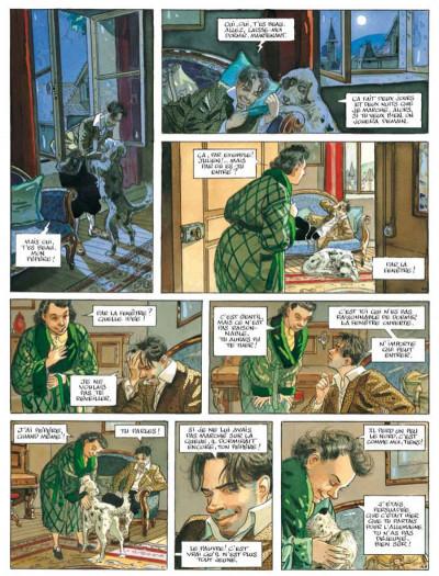 Page 4 le sursis ; intégrale + ex-libris numéroté et signé