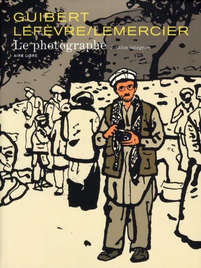 Couverture le photographe ; intégrale collector