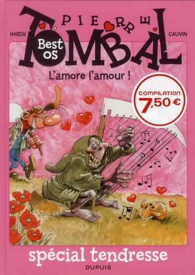 image de Pierre Tombal - compil' tome 1 - l'amore l'amour !