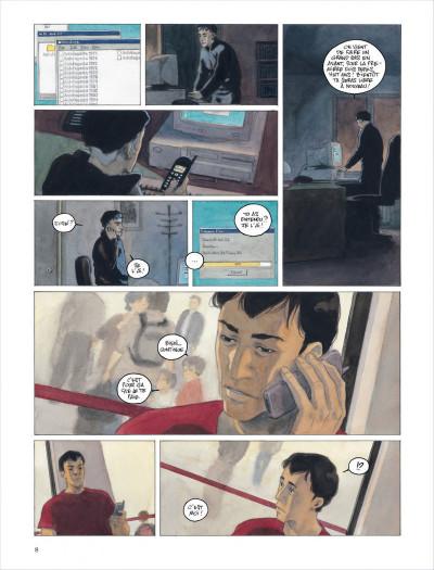 Page 8 clair obscur dans la vallée de la lune