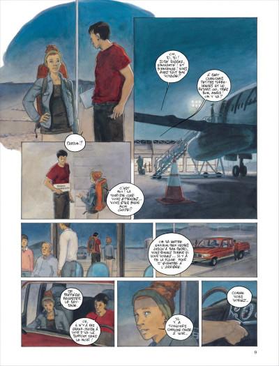 Page 9 clair obscur dans la vallée de la lune