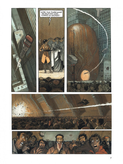 Page 7 orbital tome 5 - justice