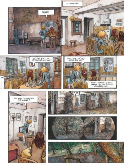 Page 5 la porte au ciel tome 2/2