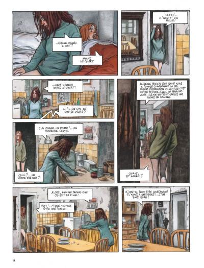 Page 8 la porte au ciel tome 2/2