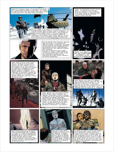 Page 2 bunker tome 5 - le mal des montagnes