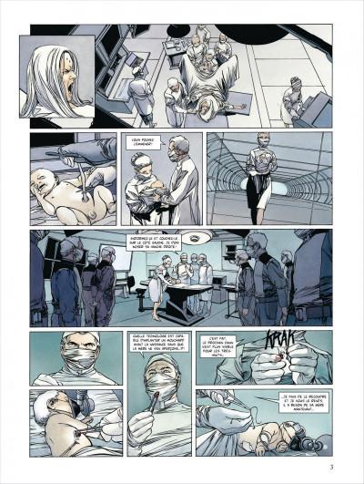 Page 3 bunker tome 5 - le mal des montagnes