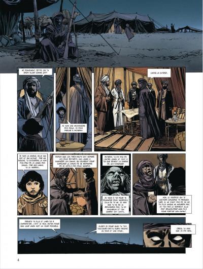 Page 4 bunker tome 5 - le mal des montagnes