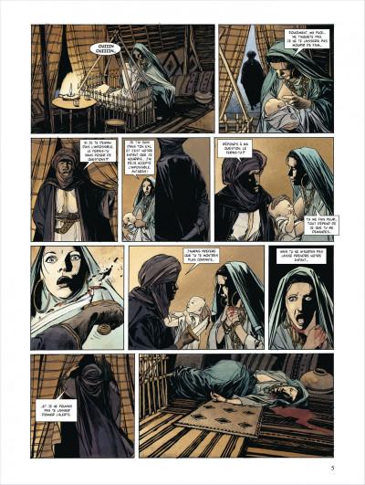 Page 5 bunker tome 5 - le mal des montagnes