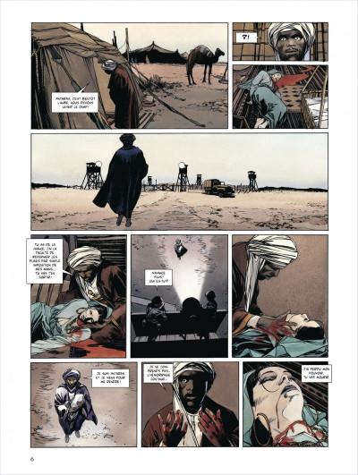 Page 6 bunker tome 5 - le mal des montagnes