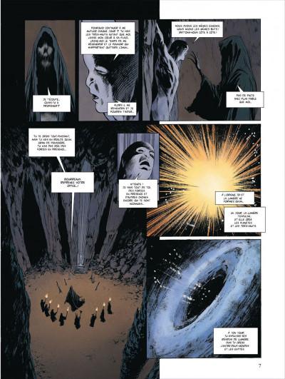 Page 7 bunker tome 5 - le mal des montagnes