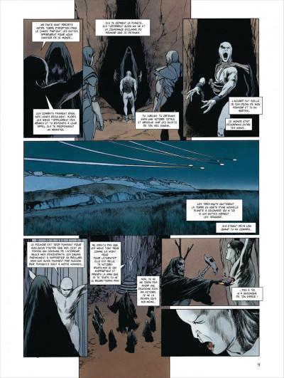 Page 9 bunker tome 5 - le mal des montagnes