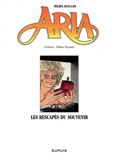 Page 1 Aria tome 33