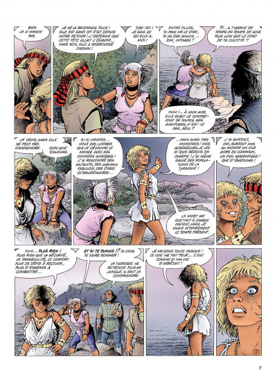 Page 7 Aria tome 33