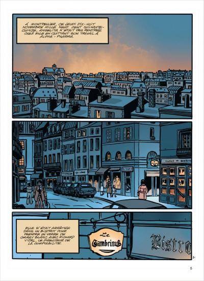 Page 5 le convoi tome 1