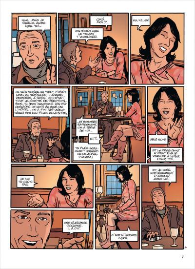 Page 7 le convoi tome 1
