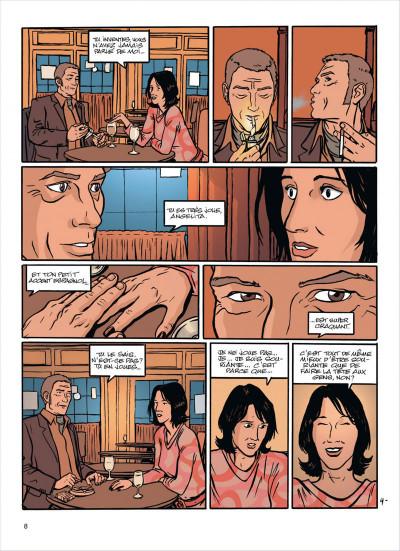 Page 8 le convoi tome 1