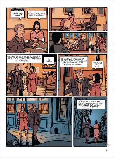 Page 9 le convoi tome 1