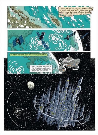 Page 7 les brigades du temps tome 1 - 1492, à l'ouest, rien de nouveau !