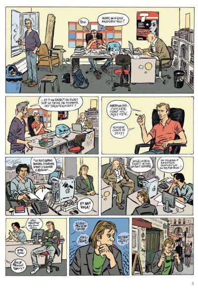 Page 1 les stupéfiantes aventures de Viny K. tome 1 - une si jolie petite gueule
