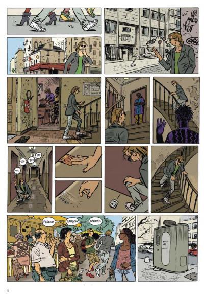 Page 2 les stupéfiantes aventures de Viny K. tome 1 - une si jolie petite gueule