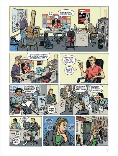 Page 3 les stupéfiantes aventures de Viny K. tome 1 - une si jolie petite gueule