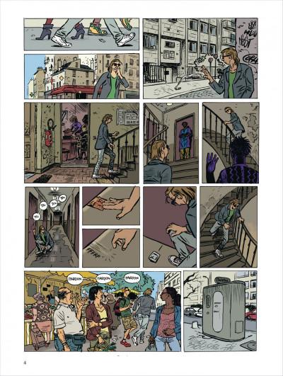 Page 4 les stupéfiantes aventures de Viny K. tome 1 - une si jolie petite gueule