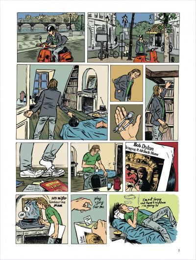 Page 5 les stupéfiantes aventures de Viny K. tome 1 - une si jolie petite gueule