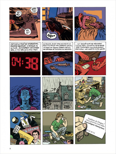 Page 6 les stupéfiantes aventures de Viny K. tome 1 - une si jolie petite gueule