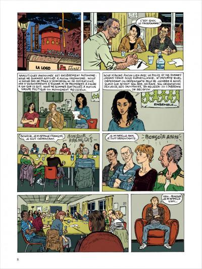 Page 8 les stupéfiantes aventures de Viny K. tome 1 - une si jolie petite gueule