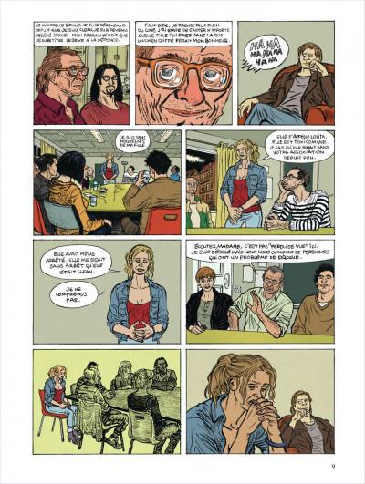 Page 9 les stupéfiantes aventures de Viny K. tome 1 - une si jolie petite gueule