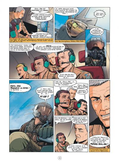 Page 4 Buck Danny tome 53 - cobra noir