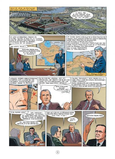 Page 5 Buck Danny tome 53 - cobra noir