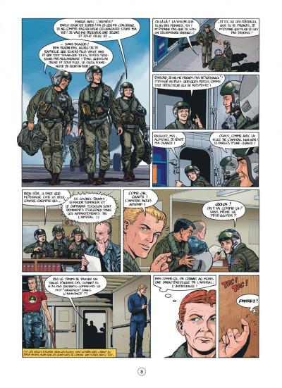 Page 8 Buck Danny tome 53 - cobra noir