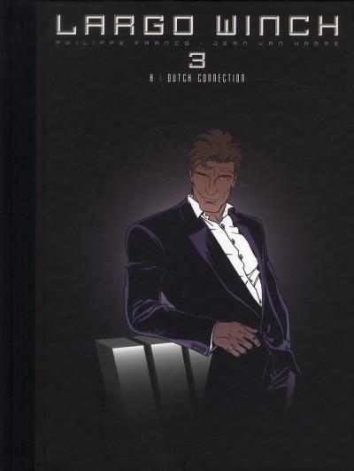 Couverture Largo Winch - diptyque tome 3 édition Le Soir