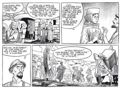 Page 2 Messire Guillaume ; l'esprit perdu ; intégrale
