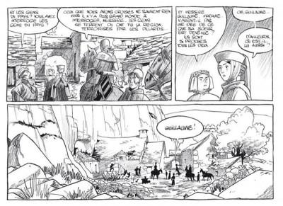 Page 4 Messire Guillaume ; l'esprit perdu ; intégrale