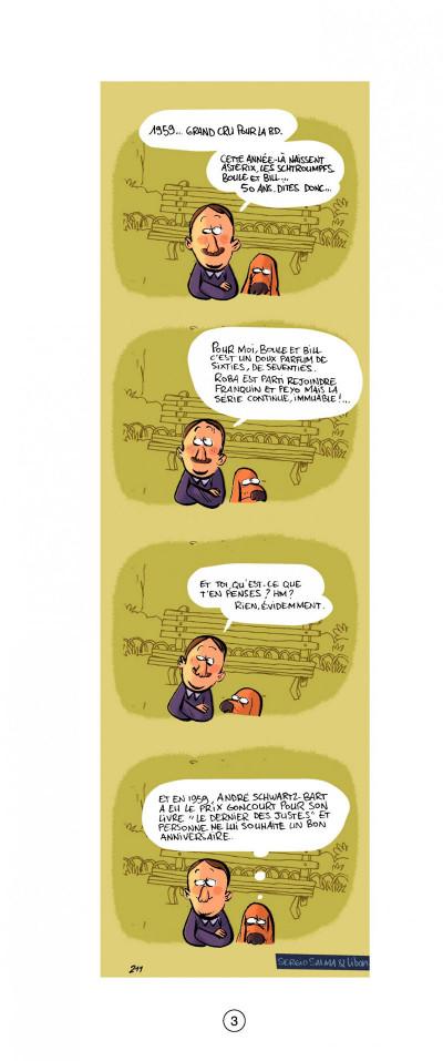 Page 3 animal lecteur tome 2 - il sort quand ?