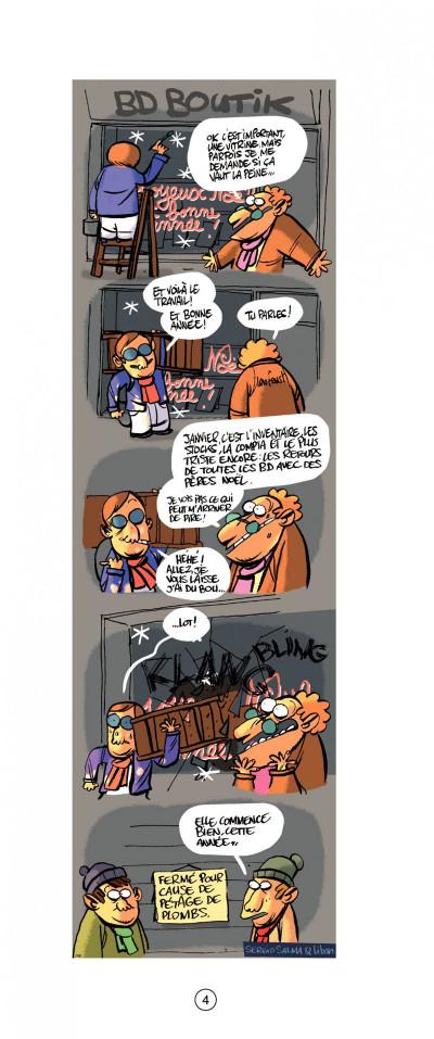 Page 4 animal lecteur tome 2 - il sort quand ?