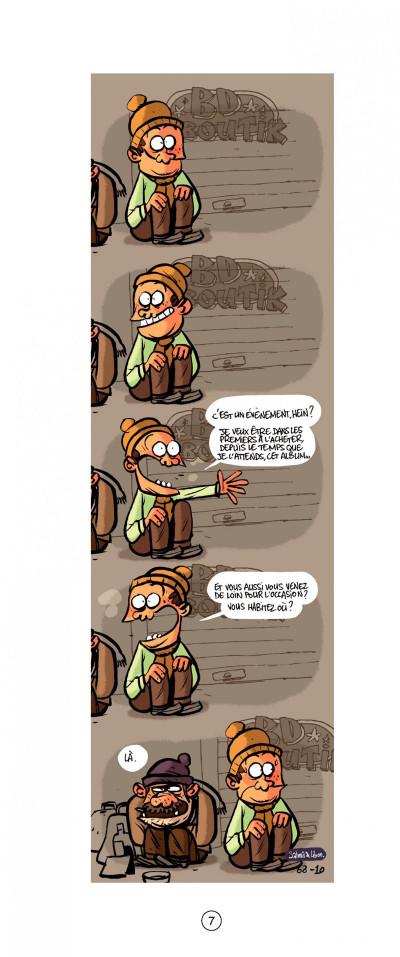 Page 7 animal lecteur tome 2 - il sort quand ?