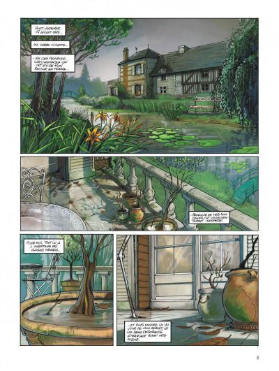 Page 3 L'héritage des Taïronas tome 1 - monde nouveau