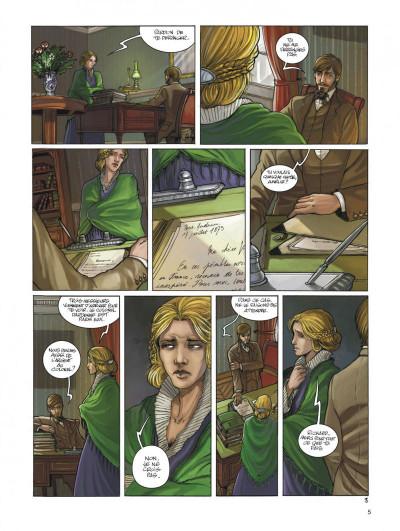 Page 5 L'héritage des Taïronas tome 1 - monde nouveau