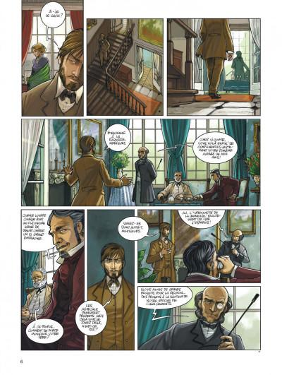 Page 6 L'héritage des Taïronas tome 1 - monde nouveau