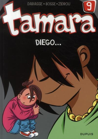 image de Tamara tome 9 - Diego...